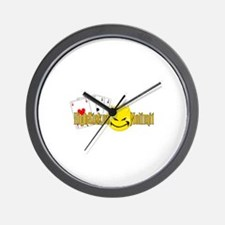 HighStakes Nolimit Wall Clock