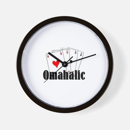 Omahalic Wall Clock