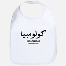 Colombia Custom Bib