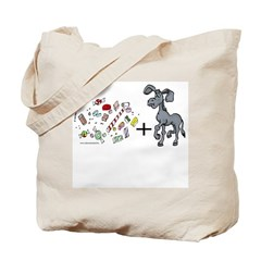 Candy-A$$ Tote Bag