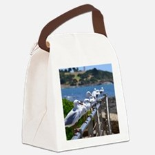 Seagulls Canvas Lunch Bag