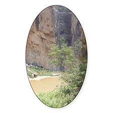 Santa Elena Canyon  Decal