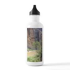 Santa Elena Canyon  Water Bottle