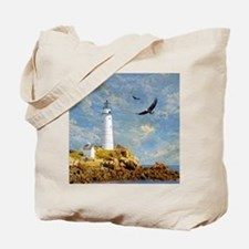 Lighthouse7100 Tote Bag