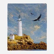 Lighthouse7100 Throw Blanket