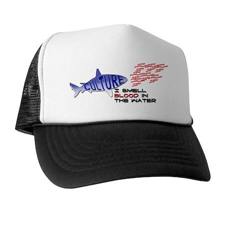 CultureSharkMug Trucker Hat