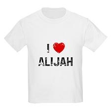 I * Alijah Kids T-Shirt
