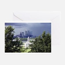 Royal Observatory, Greenwich  Greeting Cards (Pack