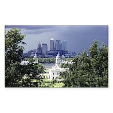 Royal Observatory, Greenwich Sticker (Rectangular