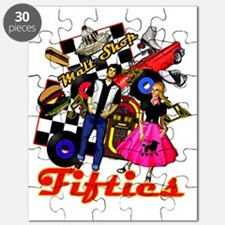 FIFTIES Puzzle