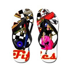 FIFTIES Flip Flops
