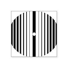 "Doppler2 Square Sticker 3"" x 3"""