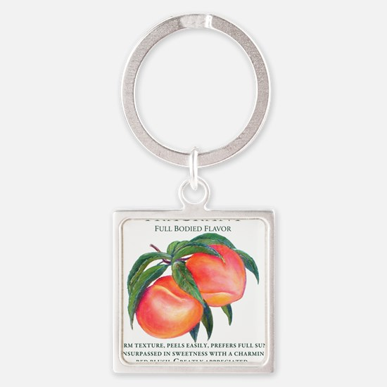 FRAGRANT copy Square Keychain