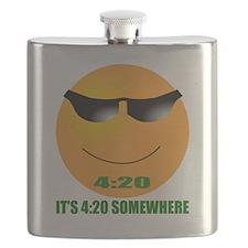 4:20 CAP Flask