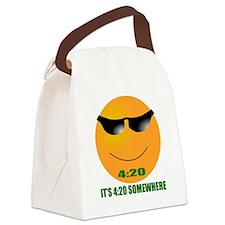 4:20 CAP Canvas Lunch Bag