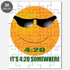 4:20 CAP Puzzle