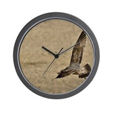 Seagull 3 Wall Clock