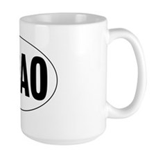 Oval-LMAO Mug