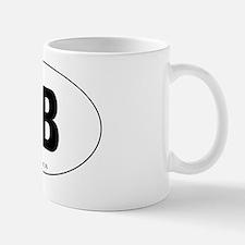 Oval-TB Mug