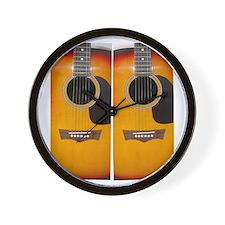 FlipFlops-Guitar Wall Clock