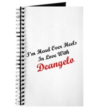 In Love with Deangelo Journal