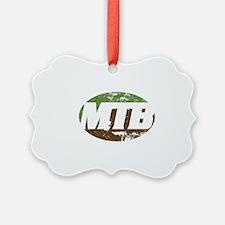 MTB dark Ornament