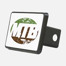 MTB dark Hitch Cover