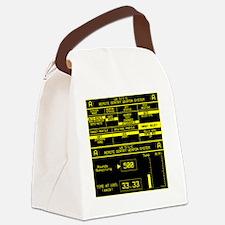 UA 571-C Remote Sentry System Canvas Lunch Bag