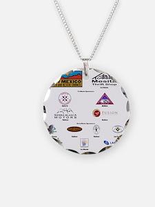 SAR Logos sponsors for back  Necklace