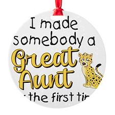 great aunt Ornament