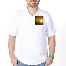 FlipFlops-Beach T-Shirt