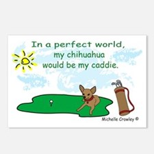 ChihuahuaTan Postcards (Package of 8)