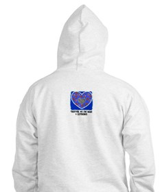 """MAKE A DIFFERENCE """"CARE FOR SOMEONE"""" Hoodie"""