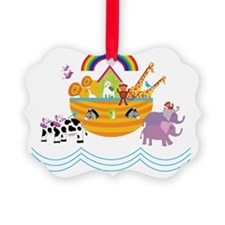 Noahs Ark Baby Ornament