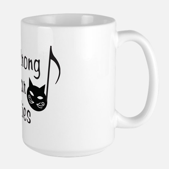 bearkitty Large Mug