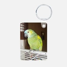 Amazon Parrot1100x1500 Keychains