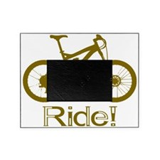 MTB-Ride-Brown Picture Frame