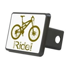 MTB-Ride-Brown Hitch Cover
