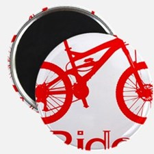 MTB-Ride-Red Magnet