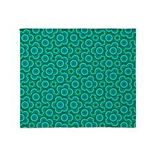 PenroseTiling Throw Blanket