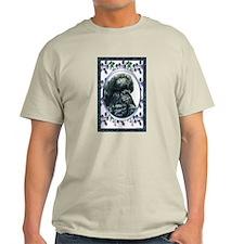 Black Poodle Designer T-Shirt