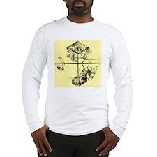 Snow [001] Long Sleeve T-Shirt