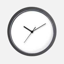 Chartreux1 Wall Clock