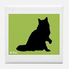 Ragamuffin iPet Tile Coaster