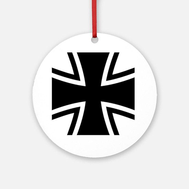 Bundeswehr_Logo Round Ornament