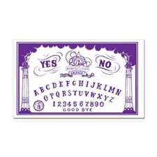 bompas-and-parr-ouija-board-t Rectangle Car Magnet