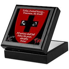 Cute Conquest Keepsake Box