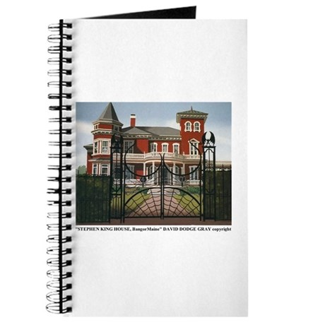THE STEPHEN KING HOUSE JOURNAL