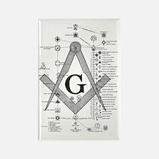 chart Rectangle Magnet