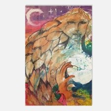 moon goddess Postcards (Package of 8)